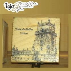 Wood Souvenir Caixa Peq. Locais