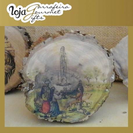 Gift Wood Souvenir Tronco Grd