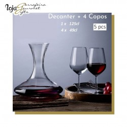 Castle Wine Set