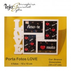 Moldura PVC LOVE