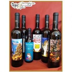 Vinho Comenda SanTiago Festivo - Natal