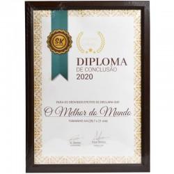 Porta Diploma A4
