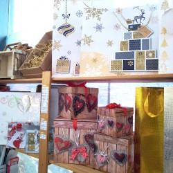Caixa Cubo Natal Grd.