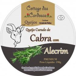 Queijo Cabra Alecrim 190g