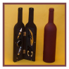 Conj. Vinho Garrafa 5 Aces