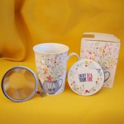 Caneca Enjoy your Tea