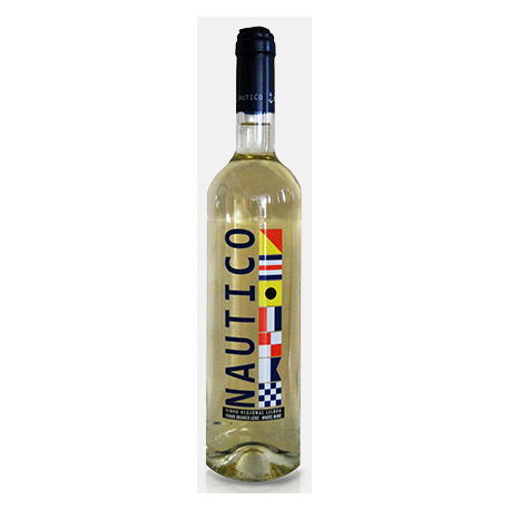 Vinho Leve Nautico Branco 0,75L