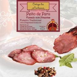 Peito de Peru com Pimentas FAT 80g
