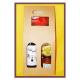 Conj. Kraft - Vinho + Doce + Bolinhos