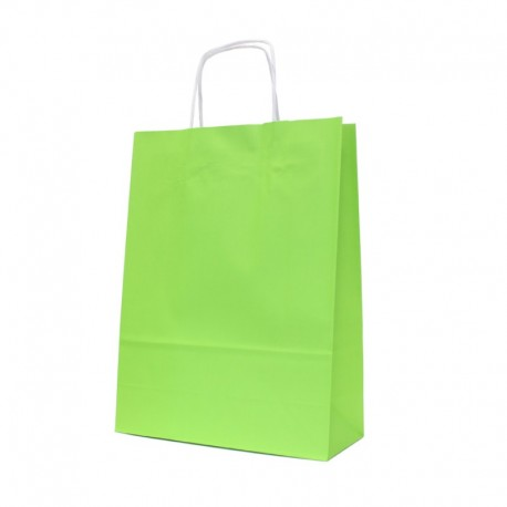 Saco Verde Sort. XS