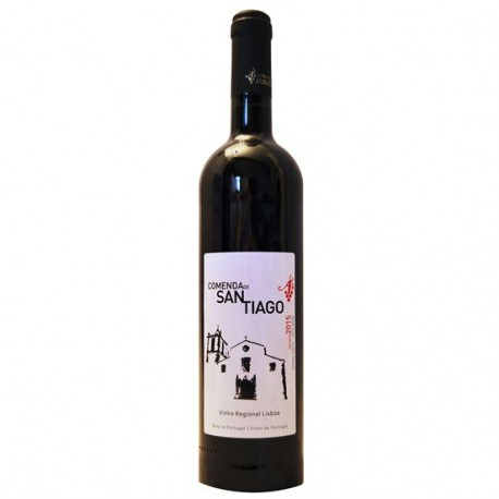 Vinho Tinto Comenda de Santiago