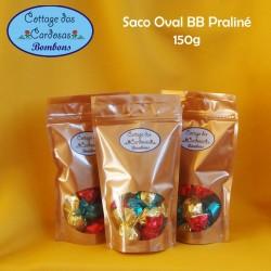 Saco Oval BB Praline 150g